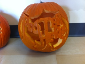 Poster Hero Pumpkin`